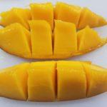 【マンゴーの切り方】簡単な無駄なし贅沢切り/実例写真で解説。