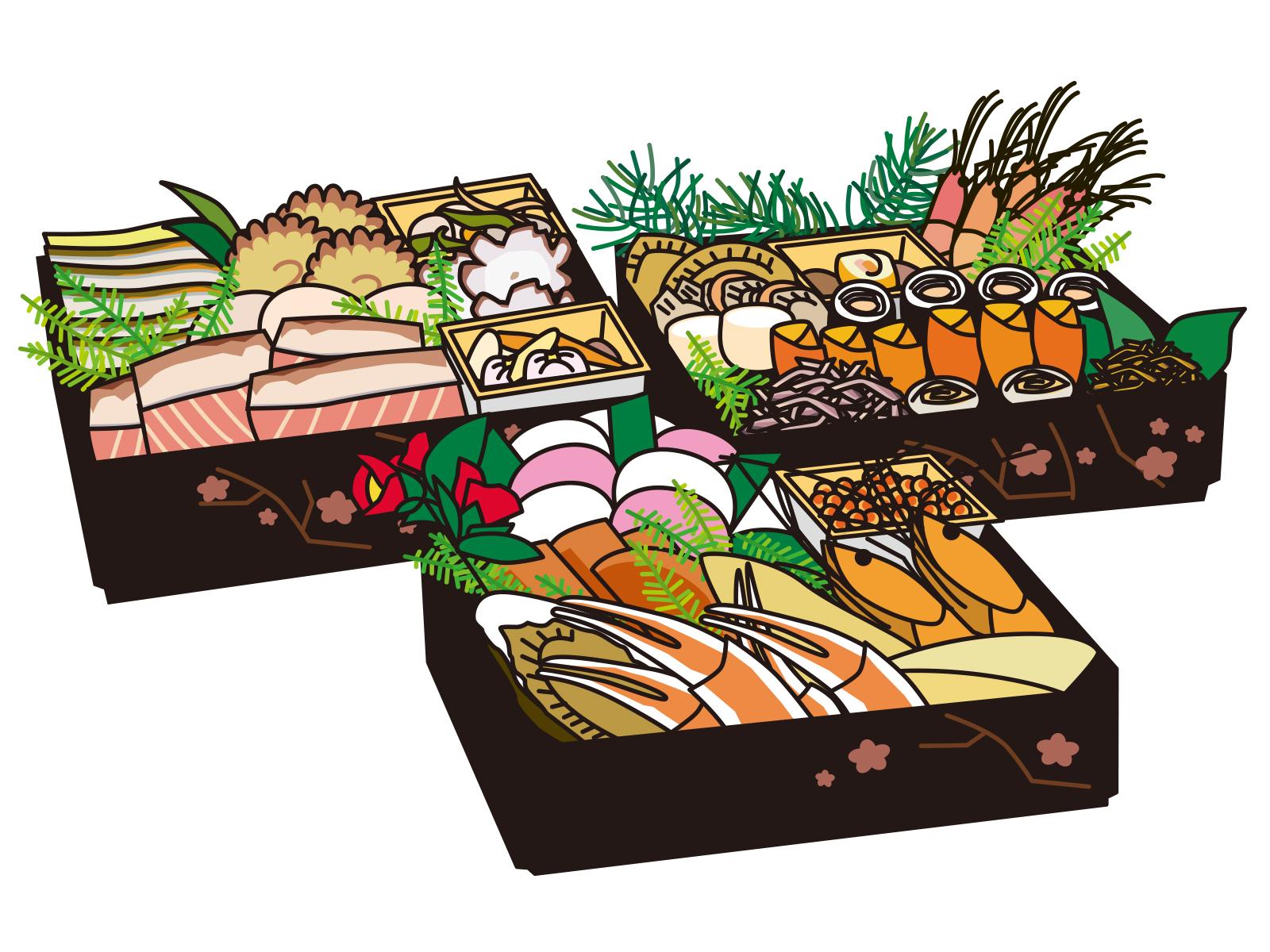 【おせち料理】使われる野菜の「いわれ」/食べる理由【簡単まとめ】