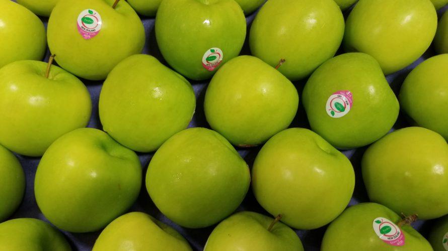 グラニースミス(りんご)の特徴【味、おすすめの食べ方などを紹介】