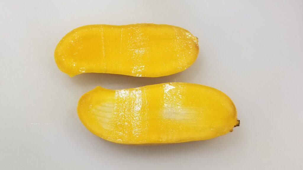 タイマンゴー 果肉